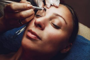 Permanent eyebrow make-up Krakow