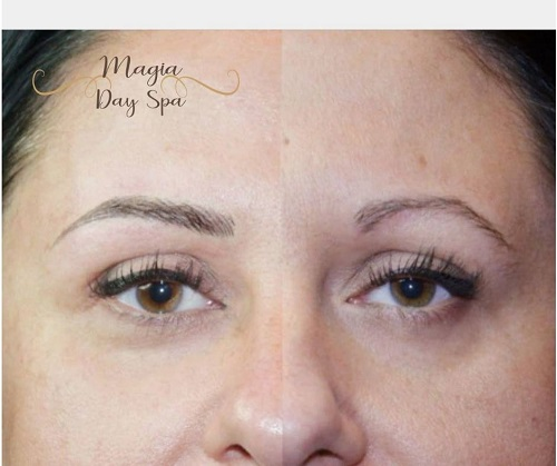 Permanent eyebrow make up Krakow